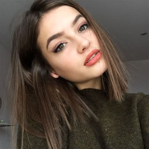 Hairstyles For Mid Length by Mid Length Hairstyle M A K E U P Hair Edgy Hair Hair