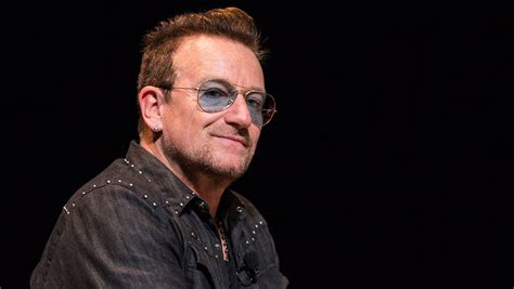 bono explains  sunglasses  singer