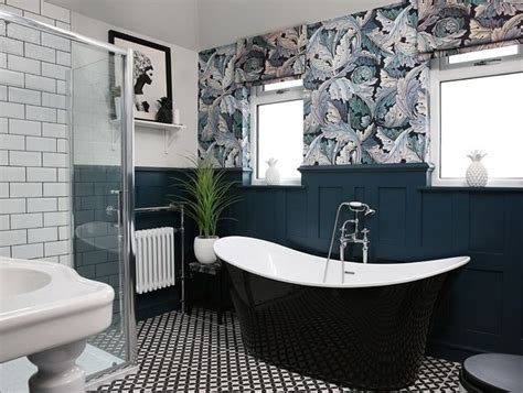 Bathroom Makeover Before And After by Before And After Dramatic Bathroom Makeover