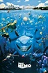 DISNEY - FINDING NEMO CAST MOVIE POSTER Pixar NEW PRINT   eBay