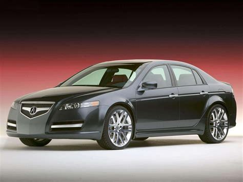 Acura Insurance by 2003 Acura Tl Aspec Concept Insurance Information