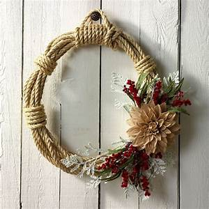 Diy, Christmas, Wreath, Ideas, 12, Easy, Crafts, With, Pictures