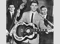 Ricky Nelson and James Burton RCR American Roots Music