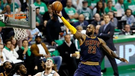 Cleveland Cavaliers' LeBron James breaks Jordan's NBA ...