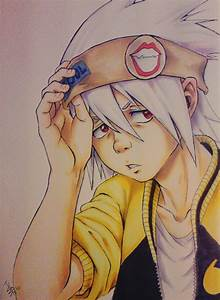 copic drawing - Soul Eater by nocturnalMoTH on DeviantArt
