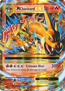 Mega Charizard EX 13/108 XY Evolutions, Holo - The ...