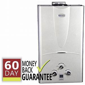 This 16l Marey Gas Tankless Hot Water Heater Will Deliver Up To 4 3 Gallons Per Minute And Will