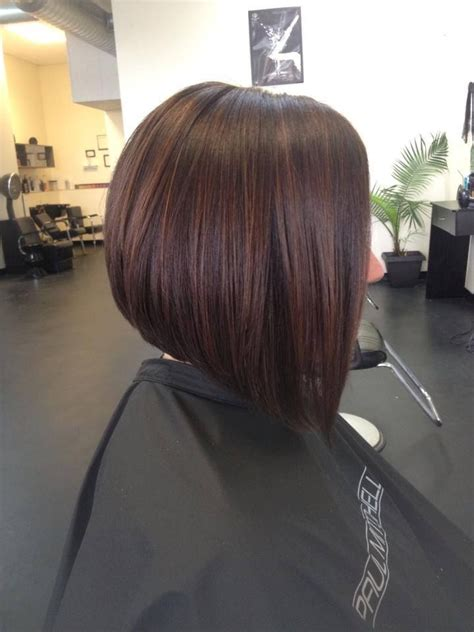 aline bob haircuts a line bob haircut back view hairstyles i want