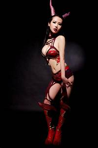 Dota 2 Cosplay Sexy Queen Of Pain