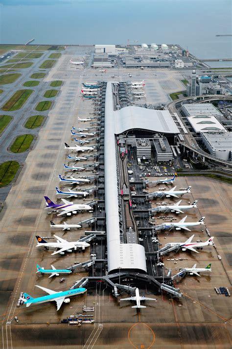 kansai airport japan sinking the world s 10 toughest buildings