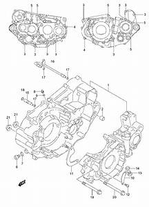 Wiring Diagram Database  2005 Suzuki Eiger 400 4x4 Parts