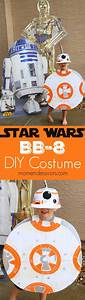 Star Wars Diy : easy diy star wars bb 8 costume no sew quick to make perfect for a last minute halloween ~ Orissabook.com Haus und Dekorationen