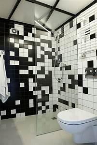 Carrelage Noir Salle De Bain : peinture carrelage salle de bain id es de motifs et couleurs ~ Dailycaller-alerts.com Idées de Décoration