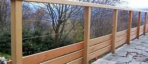 Balustrade En Bois : balustrade balcon exterieur balustrade terrasse exterieur ~ Melissatoandfro.com Idées de Décoration