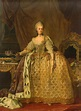 1773-1775 Queen Sophia Magdalena of Denmark by Lorentz ...
