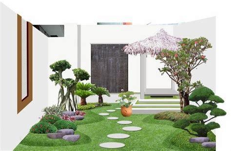 desain taman pembuat taman minimalis