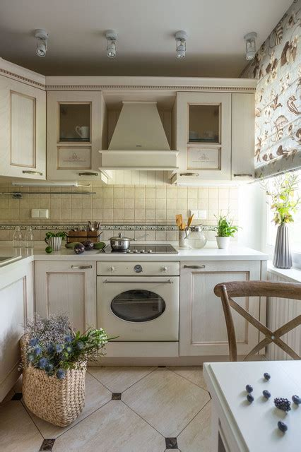 islands for kitchens for small flat traditional kitchen moscow by татьяна 7604