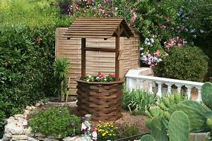 decoration jardin exterieur maison affordable cailloux With beautiful amenagement terrasse exterieure appartement 4 decoration exterieur en bois mc immo