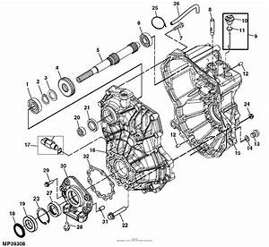 John Deere Gator Transmission Diagram
