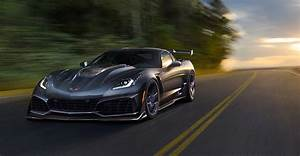 2019 Chevrolet Corvette ZR1 Overview - The News Wheel