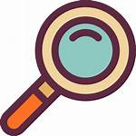 Magnifier Icon Svg Vector Magnifying Glass Detective