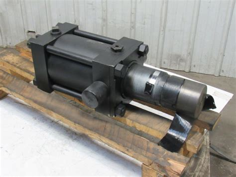 bore  stroke hydraulic cylinder trunnion mount