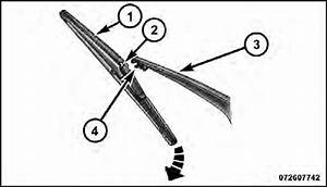 Windshield Wiper Blades    Maintenance Procedures