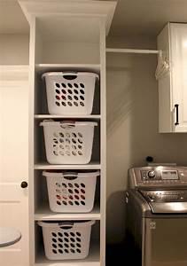68, Stunning, Diy, Laundry, Room, Storage, Shelves, Ideas