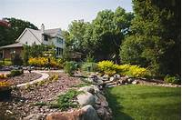 pictures of landscaping ideas Spring Landscaping Ideas   Simple Garden Ideas   HouseLogic