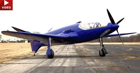 Bugatti Airplane Replica Final Test Flight Ends In Tragedy