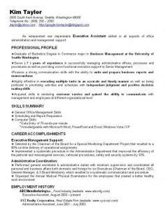 entry level functional resume search