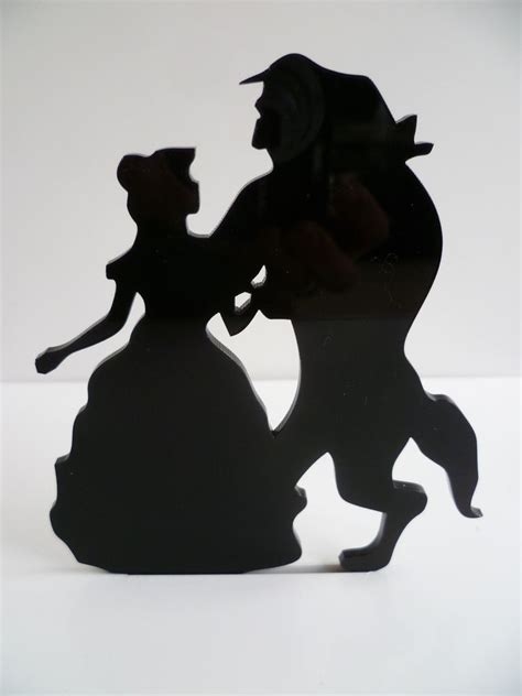 Best Pumpkin Cake Mix by Silhouette Cake Topper Decoration Beauty And The Beast