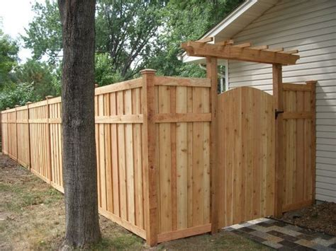 Privacy Fence Ideas And Designs (for Your Backyard