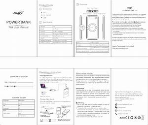 P64 User Manual User Manual  With Images