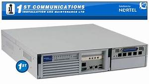 Nortel Networks Business Communications Manager Manual