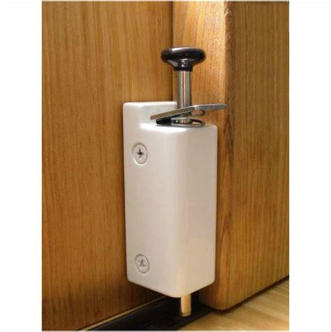 easy foot lock for sliding door fpl door locks cool