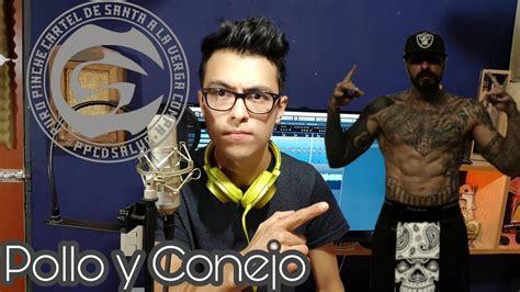 Pollo y Conejo Cartel De Santa Cover YouTube