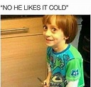 He likes it cold guys | Stranger things funny, Stranger ...