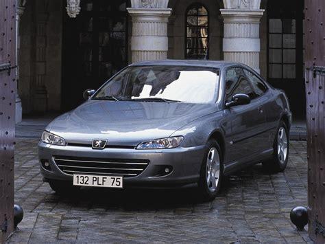 PEUGEOT 406 Coupe specs - 2003, 2004 - autoevolution