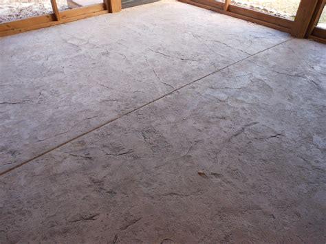 stamp concrete stamped concrete patios home improvement
