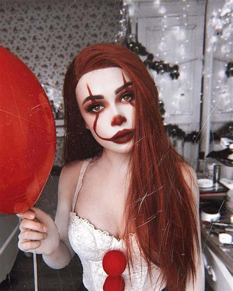 trendy clown makeup ideas  halloween  page    stayglam