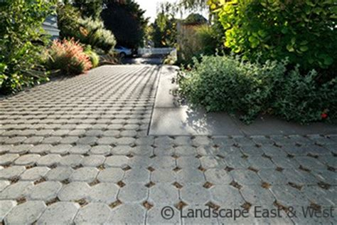 permeable driveway options driveway design installation by landscape east west