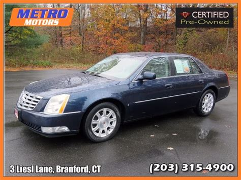 Cadillac Dts For Sale Used Cars On Buysellsearch