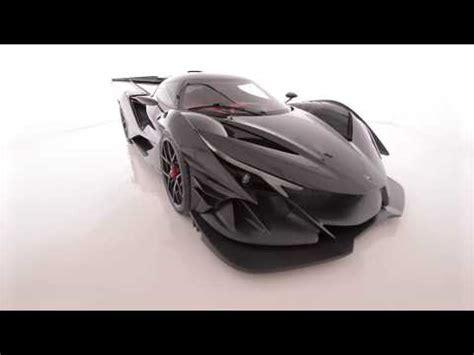 Appollo Intensa Emozione A Supercar Built By An Italian