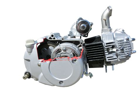 China 110cc Motorcycle Cub Engine (c110)