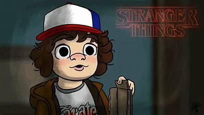 Stranger Dustin