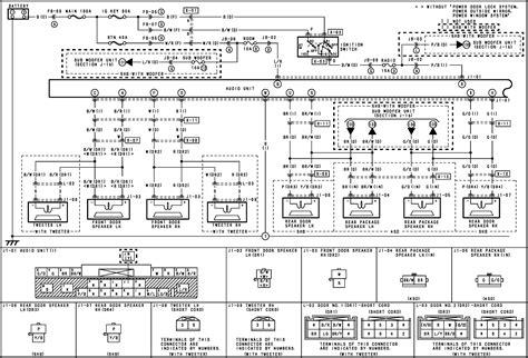lexus  radio wiring diagram diagrams