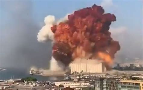 beirut port blast kills    injures
