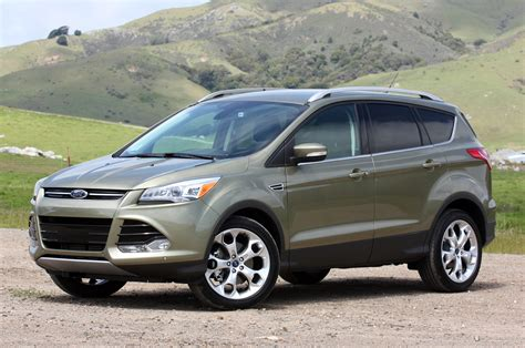 Ford Escape by 2013 Ford Escape W Autoblog