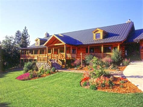 Backyard Log Cabin by 11 Best Log Home Landscaping Ideas Images On